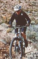 john johnson mountain biking
